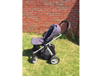 Mamas and Papas MTX Sola 2 - Pram from Birth to 3yrs
