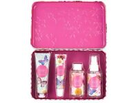 Brand new- Accessorize Lychee Sorbet Refreshing Travel Set Tin