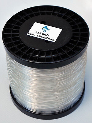 3500m of 80lb Jap Fishing Line. Quality Line. Suits Charter or Recreational.