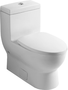 Toilet- German brand Villoroy and Boch
