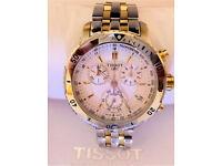 Tissot PRS200 chronometer watch