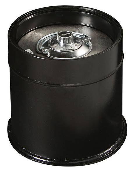 American Security AMSEC C-Rate Star C3 Tube Floor Safe UL Lock Water Resistant