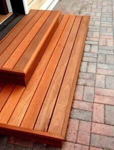 Deck builder Pergolas timber Fencing Eltham Nillumbik Area Preview