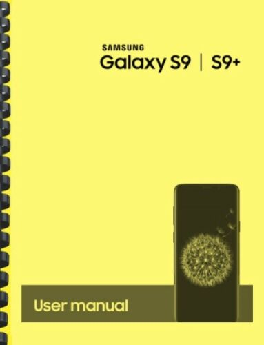 Samsung Galaxy S9 S9+ T-Mobile OWNER