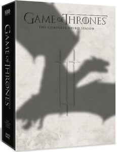 Game Of Thrones DVD Season 3