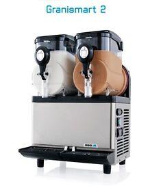 Brand New GBG Granismart 2 Slush Machine + Free Stock (worth an amazing £1400)