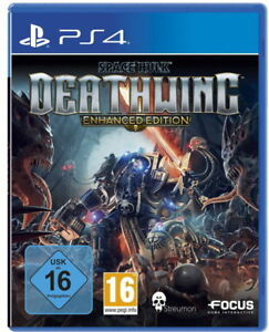 Deathwing Space Hulk Enhanced Edition | PS4 | NEU & OVP | UNCUT | Biltzversand