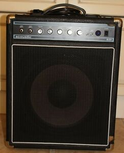 Acoustic B20 Bass Practice Amp
