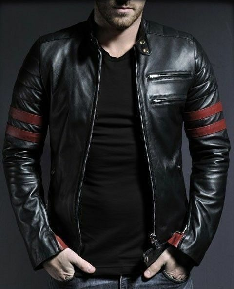 How to Choose a Designer Black Leather Jacket | eBay
