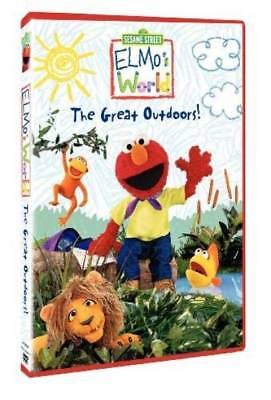 Elmos World   The Great Outdoors