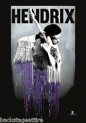 Jimi Hendrix Woodstock Fringe Jacket Cloth Fabric Poster Flag Tapestry Banner