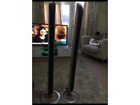 LG SPEAKERS FOR SURROUND SOUND TALL £15