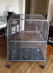 Cage for critters