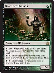 MTG: Deathrite Shaman - Hybrid Rare - Return to Ravnica - RTR - Magic Card