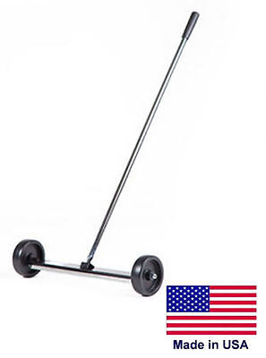 Magnetic Sweeper Commercialindustrial - 18 Cleaning Path - 50 Lb Lifting Power