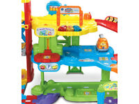Vtech Toot-toot Drivers Garage And Truck.