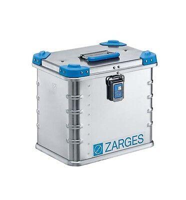 ZARGES BOX EUROBOX ALUBOX UNIVERSALKISTE NEU 40700