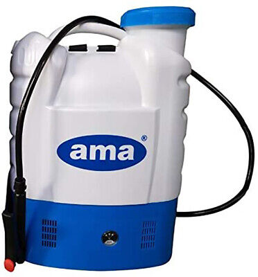 Pump Spraying Machines Stack IN The Lithium 16 Lt AMA Backpack Back Spear
