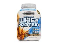 MuscleTech Whey Protein Plus 2270 g - high-quality whey protein, fast results of muscle growth !