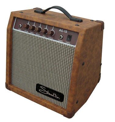 Stealton AG-15 Amplificatore per Chitarra Acustica