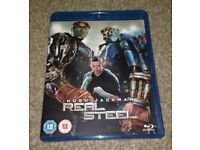 Real Steel Blueray