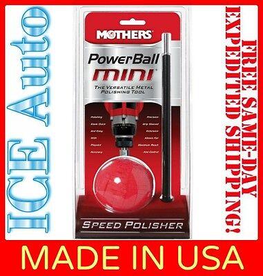 3 Day Sale   05141 Mothers Powerball Mini Metal Polishing Tool