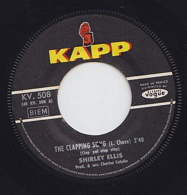Shirley ELLIS * R&B MOD SOUL * 1965 French 45 * Listen To It!