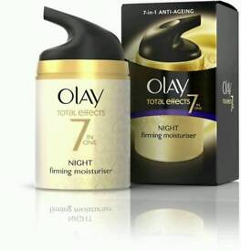 Olay Total Effects 7-in-1 Night Moisturiser