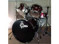 Gretsch drum kit plus delivery.