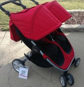 Britax Bagile Double Stroller for sale
