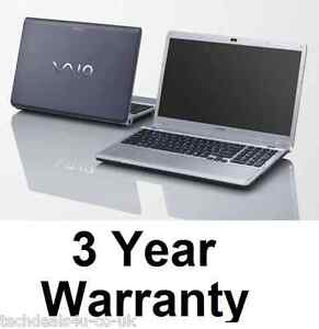 Sony Vaio Laptop 2nd Gen Intel i7  8.0Ghz*, 5GB ,500GB 16.4 Bluray GT540M 1GB