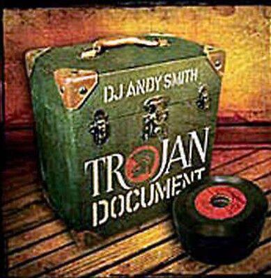 "Rare! DJ Andy Smith Trojan Document 2x12"" Vinyl LP Trojan Records Reggae Dub"
