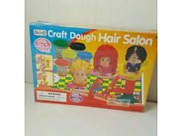 Craft dough hair salon NEW kids gift