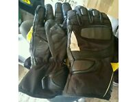 Motorcycle Gloves Lrg frank Thomas