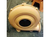 Blower for inflatables/ bouncy castles