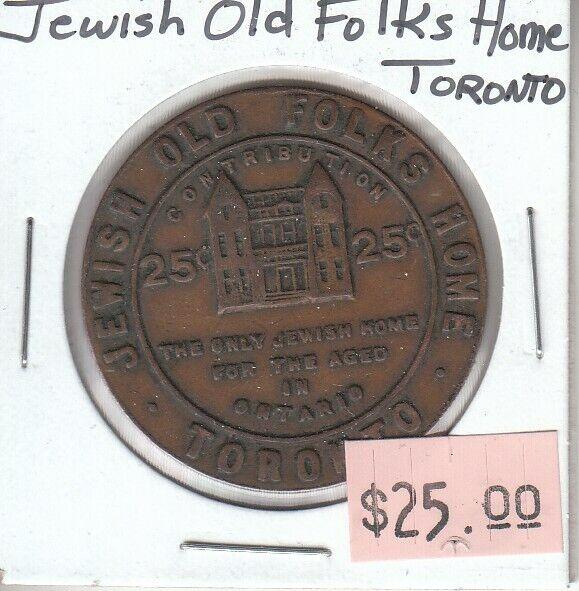 Jewish Old Folks Home - Toronto Ontario Canada