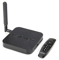 NEO MINIX X8-H PLUS Quad Android KitKat 4.4 TV BOX with XBMC 4K
