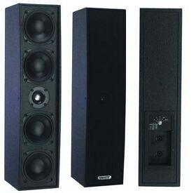 Tannoy i7 Slim Line Array Loudspeaker - £200 Each