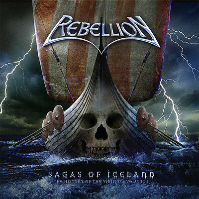 REBELLION - Sagas Of Iceland-The History Of The Vikings Volume 1 - CD - 200478 online kaufen
