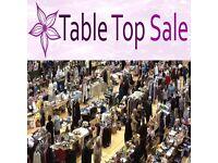 Littledown Centre General Table Top Sale