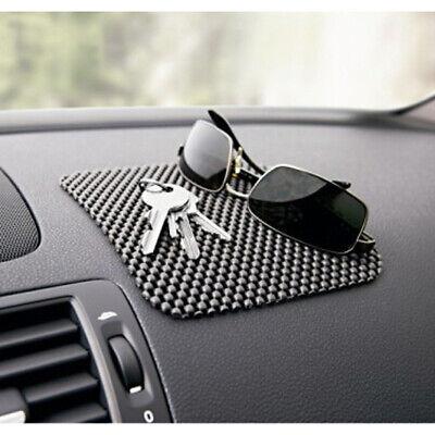 6x Auto KFZ Halterung Antirutschmatte Set Handy Ablagematte Klebe Armaturenbrett