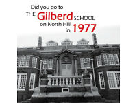 Were you in the 5th year at The Gilberd on North Hill, Colchester 40 years ago?