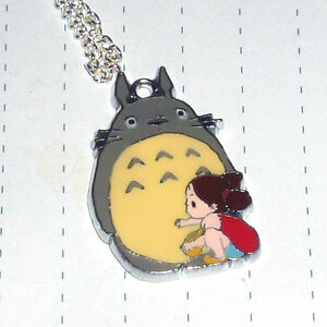 Cute-Anime-Totoro-Enamel-Charm-Necklace-or-Earrings-Kitsch-Kawaii-My-Neighbor
