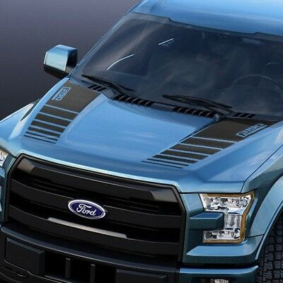 (Ford F150 2015-2018 hood graphics package kit decal sticker)
