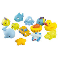 Babymoov Malos Amigos 12 Teiliges Juguetes Para El Baño Para Niños - Nuevo -  - ebay.es
