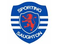 Looking for Players - Sporting Saughton