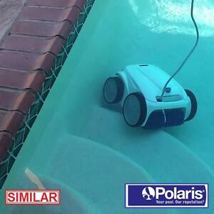 NEW POLARIS ROBOTIC POOL CLEANER - 119069672 - P955 4 WHEEL DRIVE REMOTE VORTEX VACUUM CLEANERS POOLS ROBOTS 4WD 4 WH...