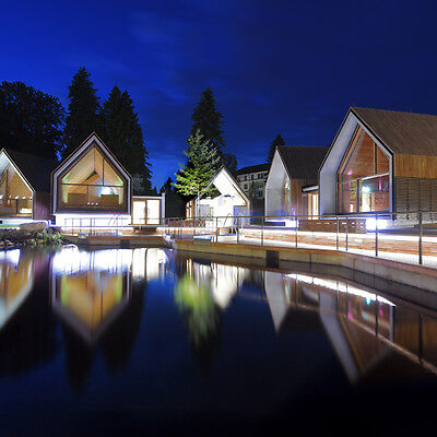 Kuschel-Schlemmer Tage im 4* Parkhotel mit Thermal- und Solebad  und Freibecken