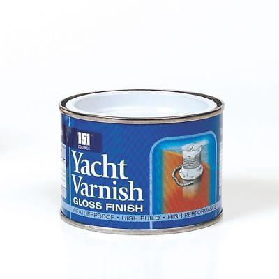BRAND NEW YACHT VARNISH 180ml PRICE IS GOOD