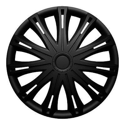 4x italienische Radkappen Radkappensatz 13 Zoll Felgen Fiat Punto 99 5T Grau